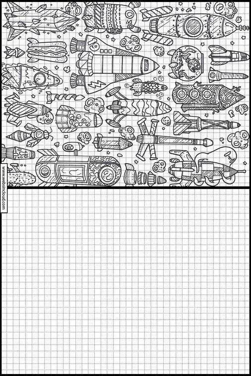 Doodles in de ruimte 11