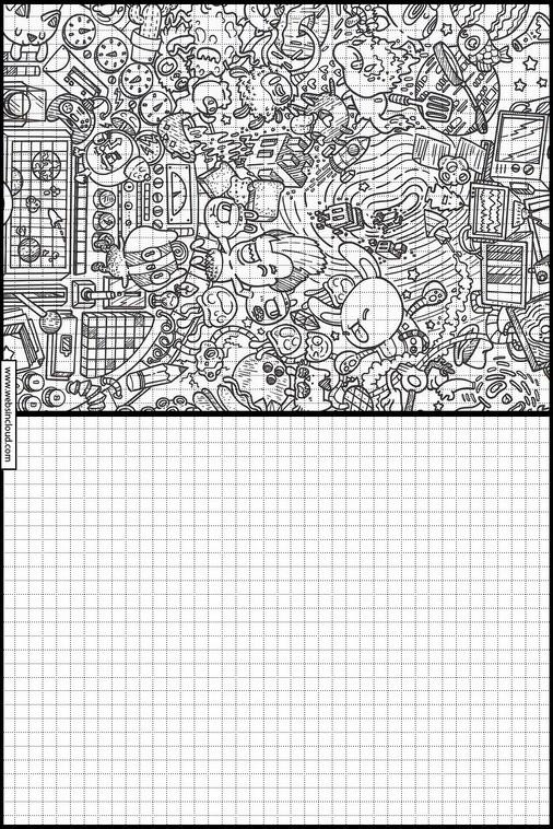 Doodles nello spazio 15