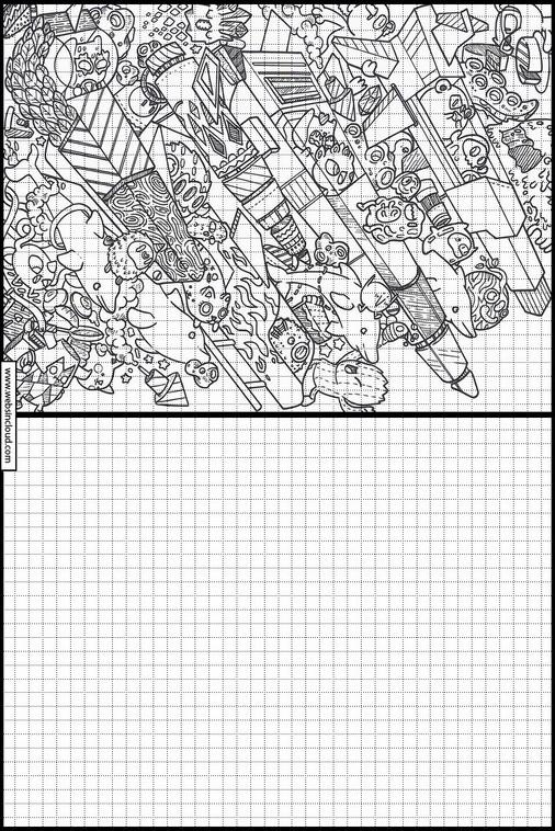 Doodles in de ruimte 17