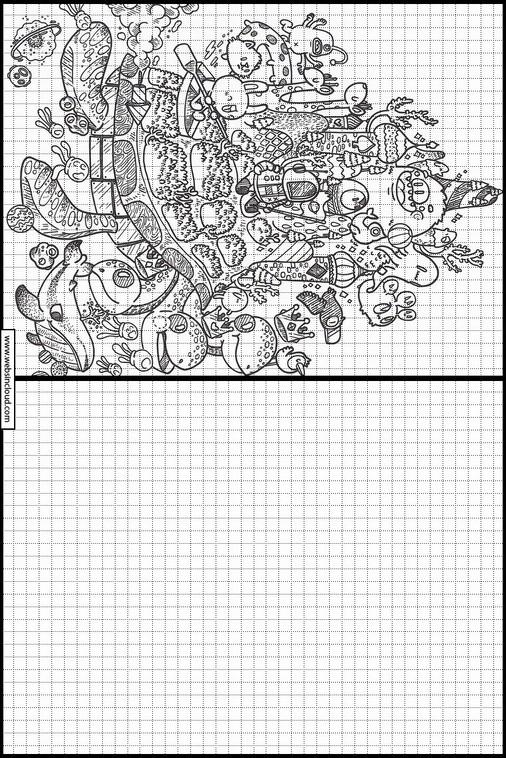 Doodles in de ruimte 21