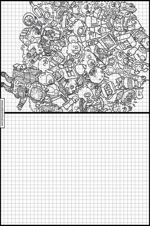 Doodles in de ruimte 28