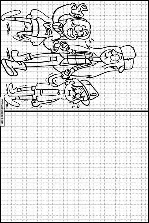 Gravity Falls 4