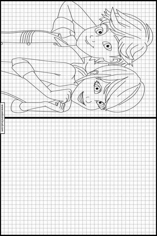 Zeichnen lernen Miraculous - Ladybug malvorlagen 6
