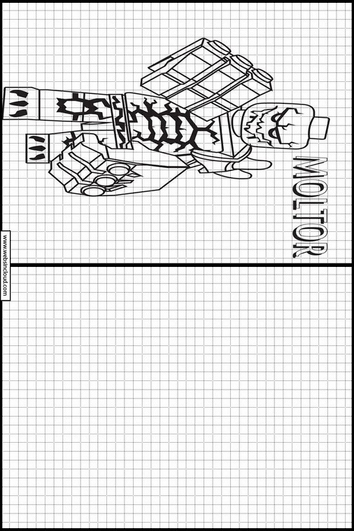 Lego Nexo Knights 14