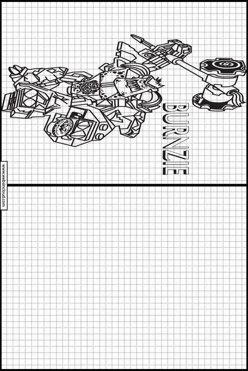 Lego Nexo Knights 2