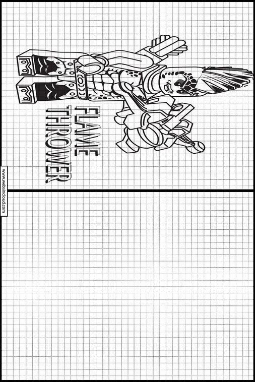 Lego Nexo Knights 9