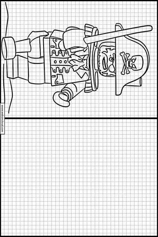 Lego Pirates 1