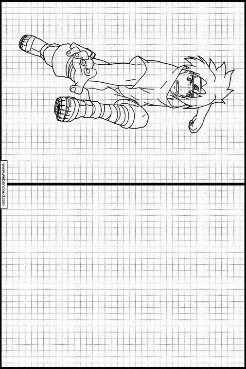 Atividades Para Aprender A Desenhar Sasuke Uchiha 10