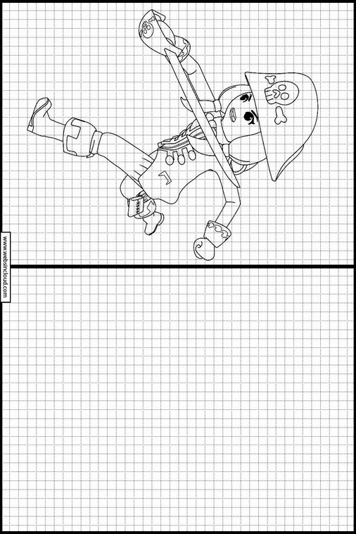 Super 4 Playmobil 9