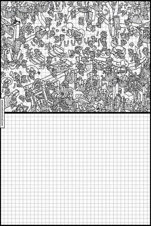 Var är Waldo? 4