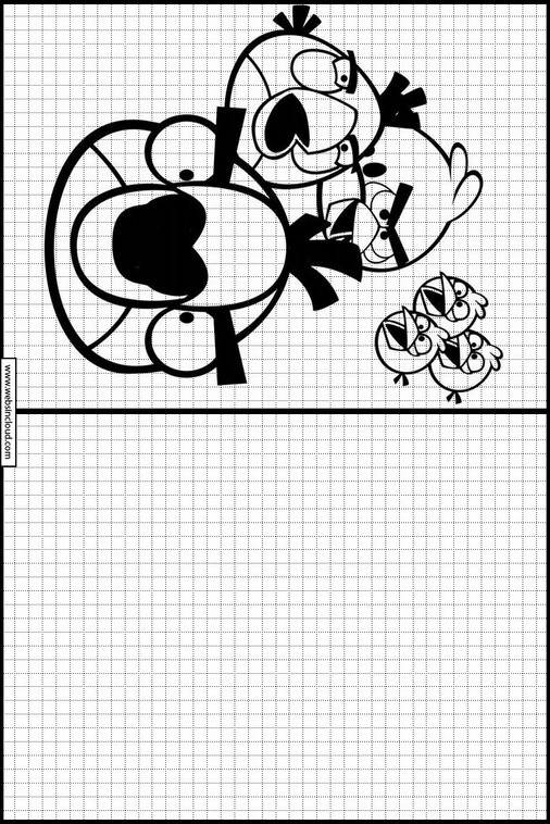 Aprender A Desenhar Para Criancas Angry Birds 31