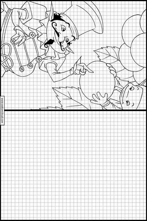 Excepcional Arturo Hojas Para Colorear Festooning - Dibujos Para ...