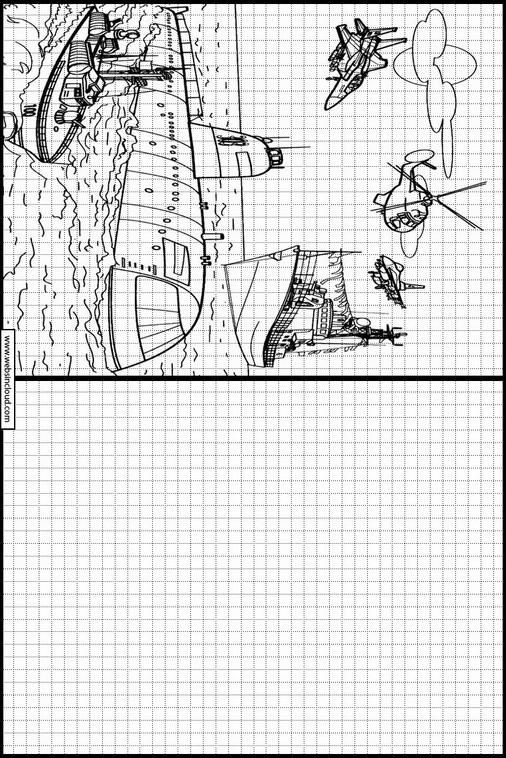 Zeichnen lernen Boote malvorlagen 6