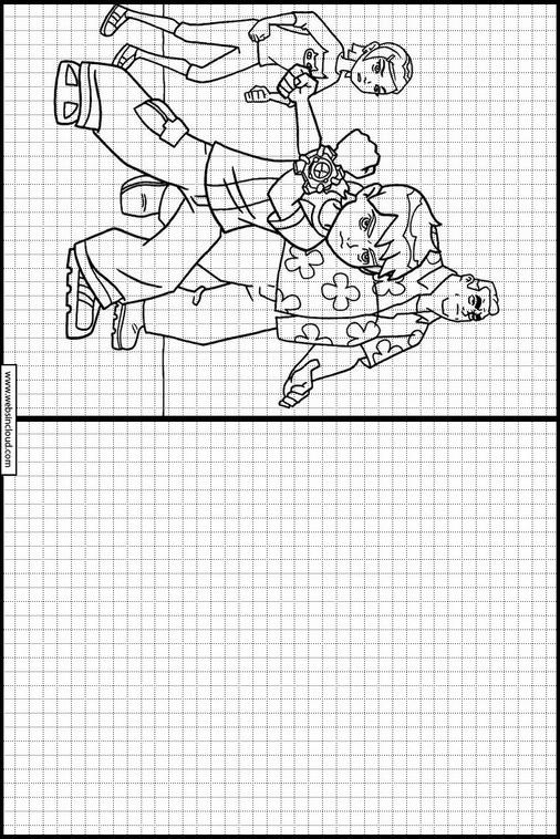 Imrpimir dibujos para dibujar Ben 10 53