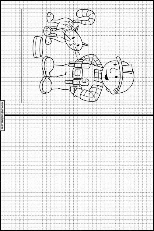 Bob el constructor dibujos para copiar y colorear 40