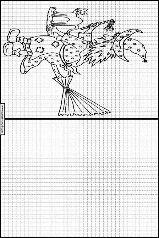 Imparare A Disegnare Per Bambini Streghe 2