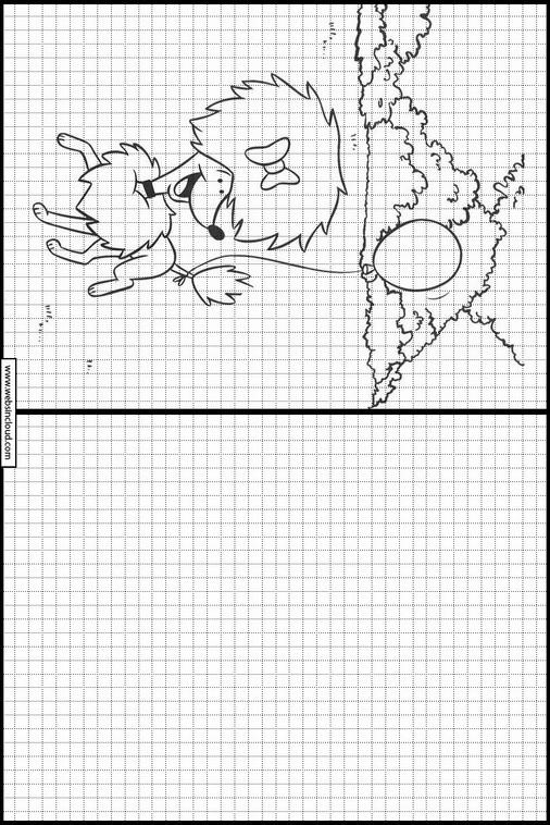 Excelente Clifford Para Imprimir Para Colorear Elaboración - Ideas ...