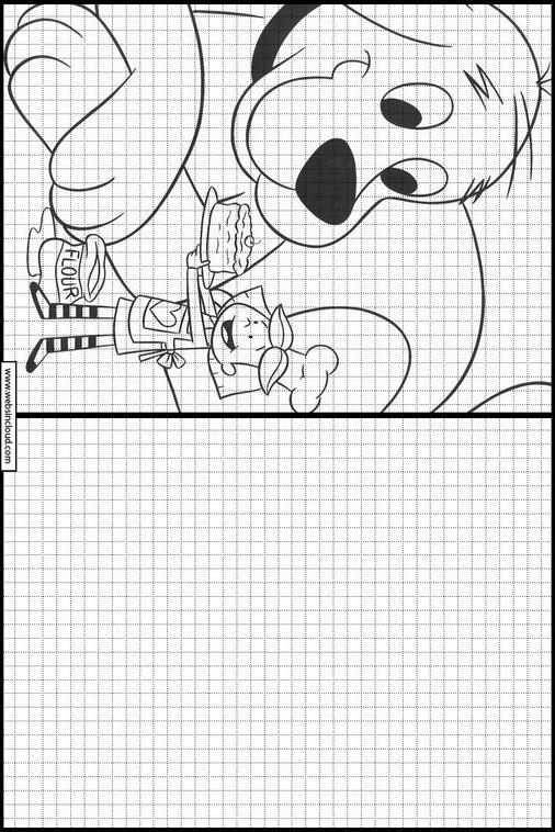 Clifford dibujos para dibujar y colorear 9