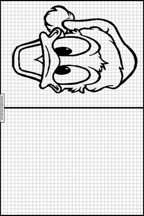 Atividades Para Aprender A Pintar Pato Donald 53