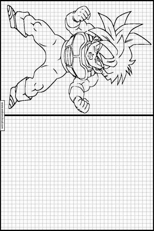 Imrpimir Dibujos Para Dibujar Dragon Ball Z 17