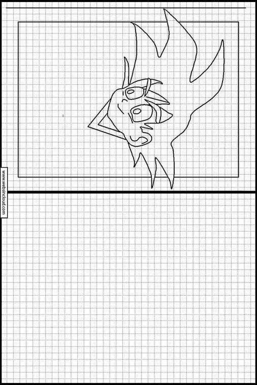 Dragon Ball Z Dibujos Para Copiar Y Colorear 25