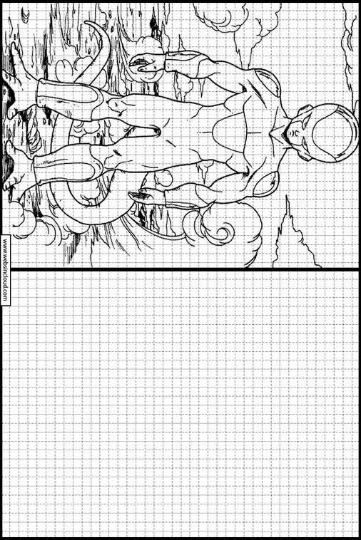 Imrpimir Dibujos Para Dibujar Dragon Ball Z 71