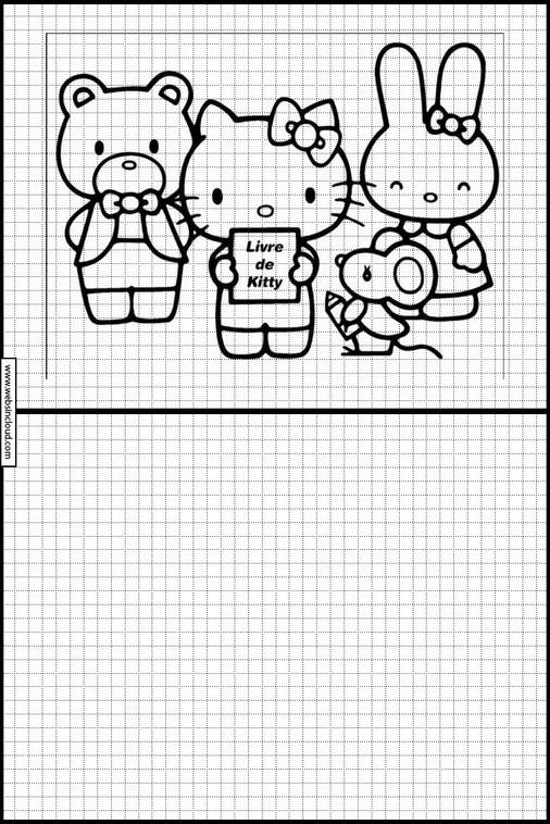 Berühmt Hello Kitty Ausmalbilder 3 Zeitgenössisch - Druckbare ...