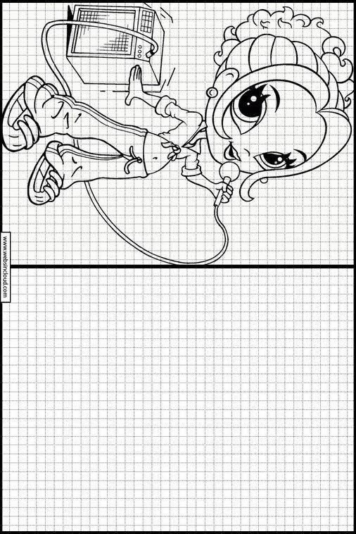 Único Lisa Frank Para Colorear Imprimible Ornamento - Dibujos Para ...