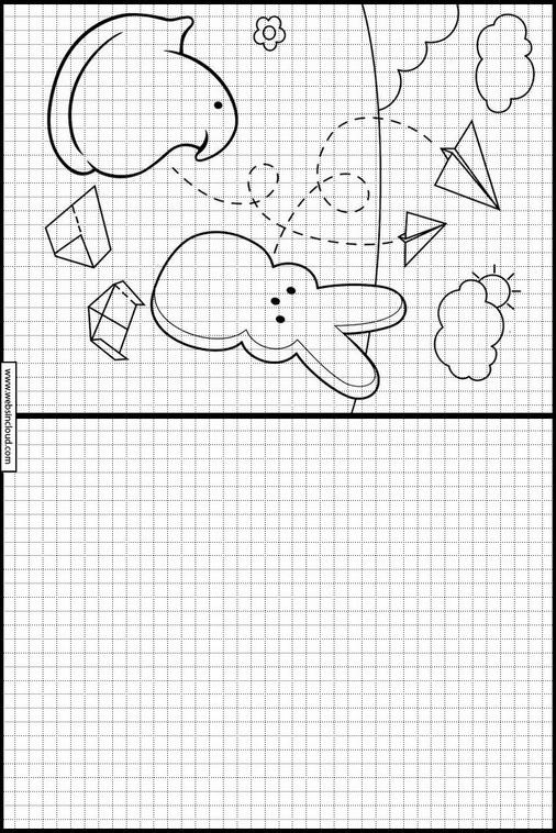 Imrpimir Dibujos Para Dibujar Marshmallow Peeps 17