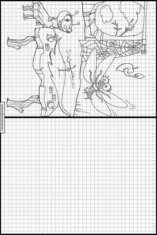 Miss Spider 9