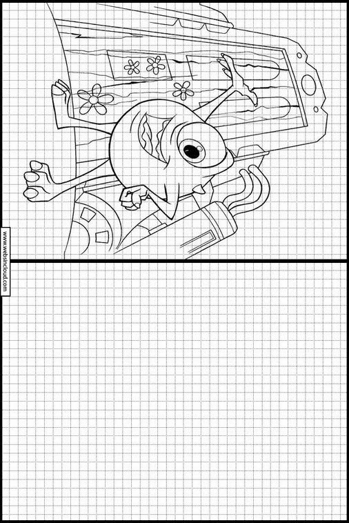 Monstres et Cie - Academy 66