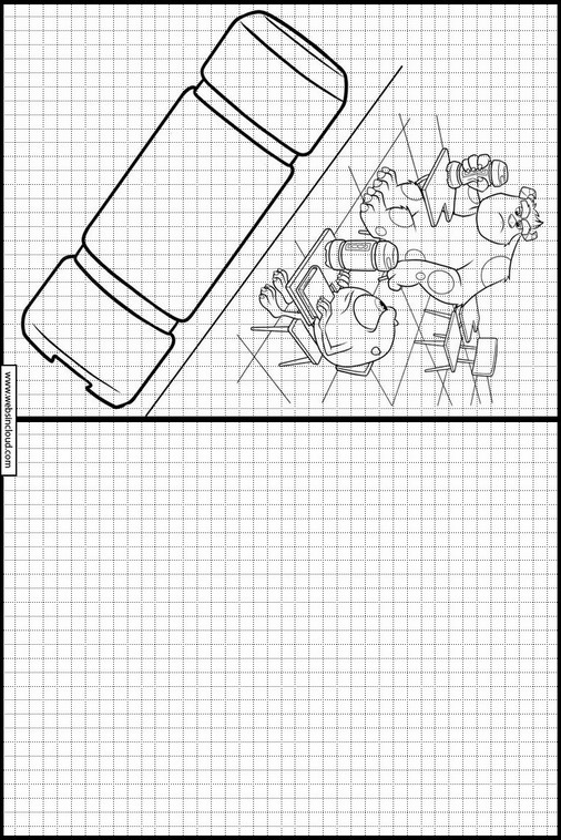 Monstres et Cie - Academy 7