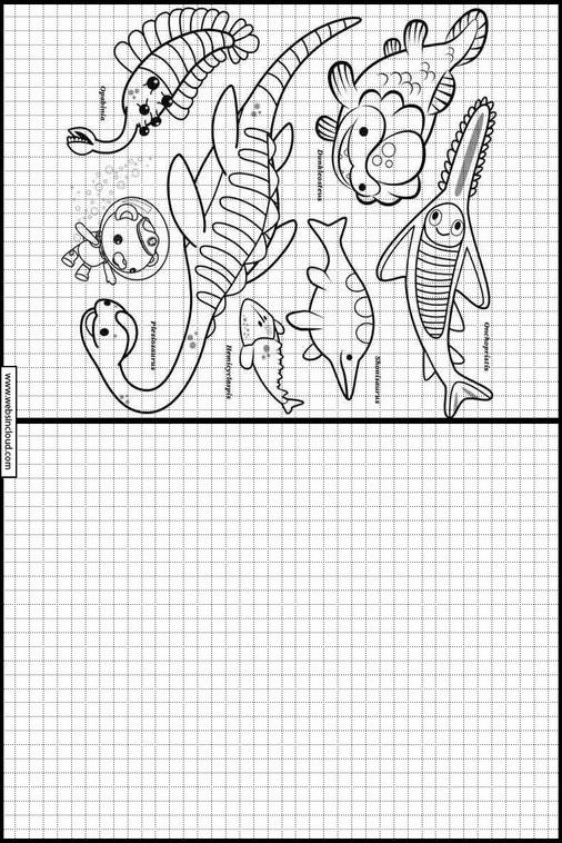 Lujoso Octonautas Imprimibles Para Colorear Patrón - Dibujos Para ...