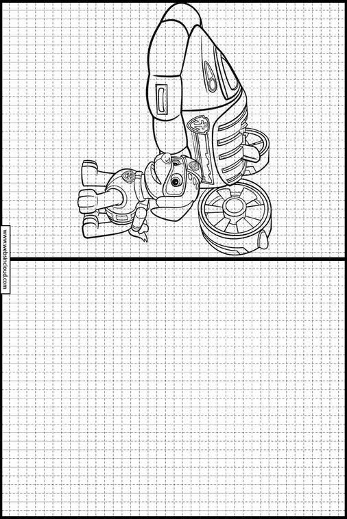 Paw Patrol Deutsch Ausmalbilder : Zeichnen Lernen Paw Patrol Ausmalbilder 11