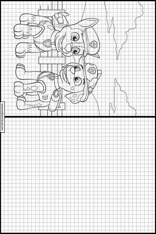 Paw Patrol Deutsch Ausmalbilder : Zeichnen Lernen Paw Patrol Malvorlagen 12