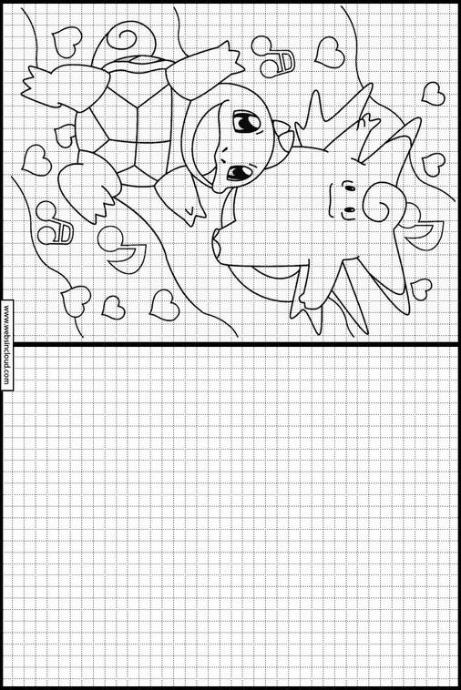 Dibujos Faciles Para Aprender A Dibujar Pokemon 13