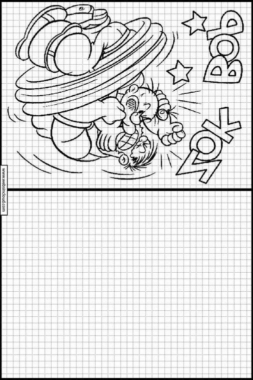 Imrpimir dibujos para copiar Popeye 13