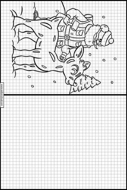 Atractivo Colorear Rudolph Inspiración - Dibujos Para Colorear En ...