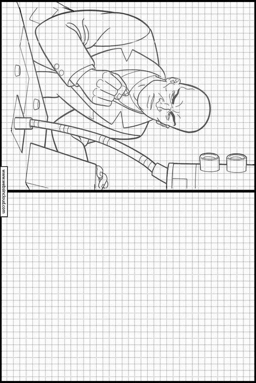 Zeichnen lernen Superman malvorlagen 24