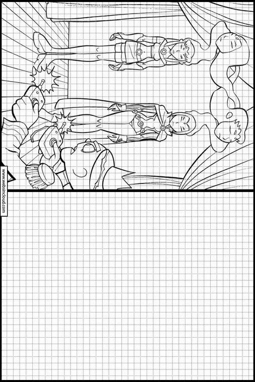 Teen Titans 21