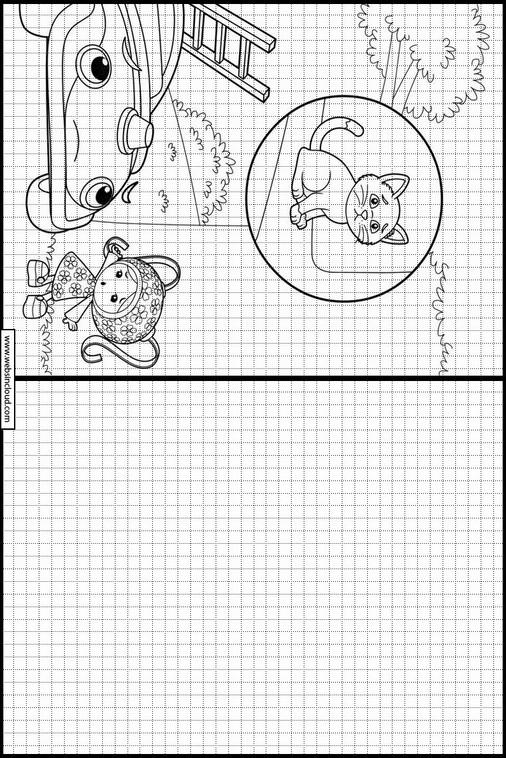 Moderno Equipo Umizoomi Para Colorear Para Imprimir Foto - Dibujos ...