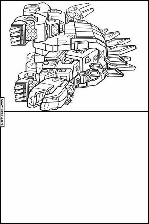 Dinotrux Leren Tekenen Voor Beginners 3