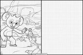 Blinky Bill. Billy il koala14