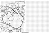 Blinky Bill. Billy il koala15