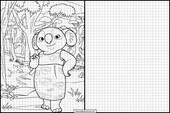 Blinky Bill. Billy il koala27