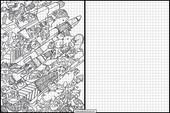 Doodles no espaço17