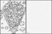 Doodles no espaço23