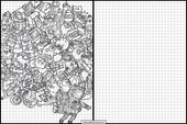 Doodles no espaço28