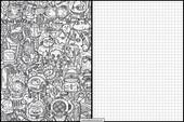 Doodles no espaço37