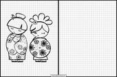 Kokeshi Dolls2